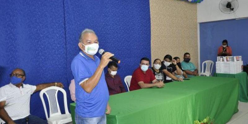 Prefeitura de Bacabal faz entrega de tablets para Agentes Comunitários de Saúde