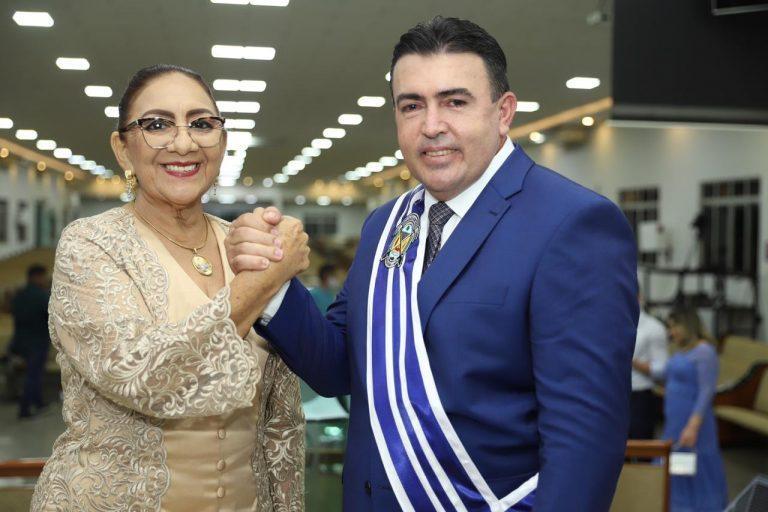 Edvan Brandão é empossado prefeito de Bacabal para o segundo mandato