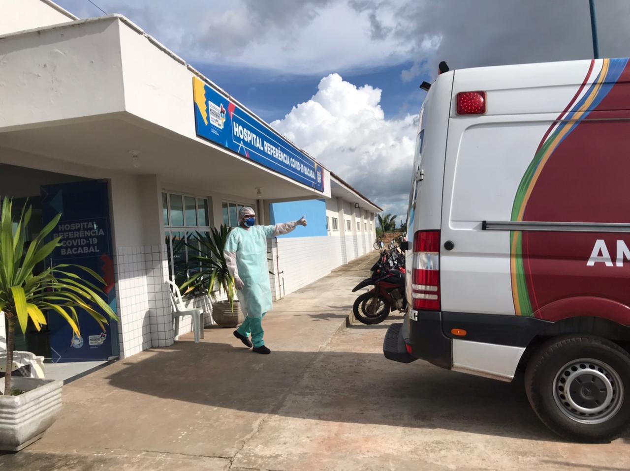 Bacabal ganha mais 35 leitos para atendimento de pacientes com a Covid-19