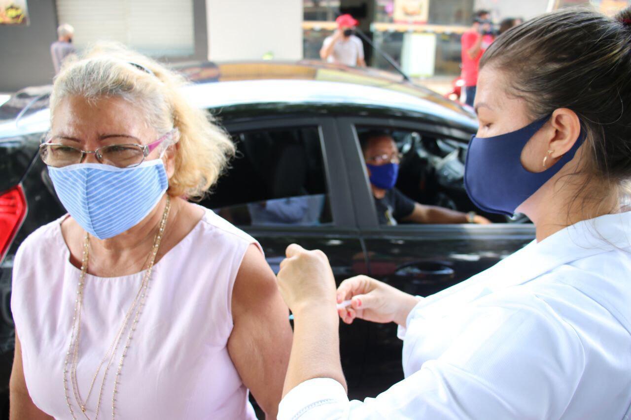 Bacabal recebe mais vacina e alcança  88,2 por cento da cobertura vacinal