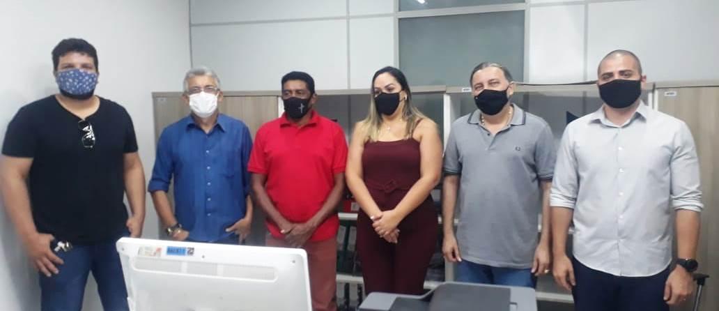 Prefeitura de Bacabal prepara plano de regularização fundiária em parceria com o Iterma