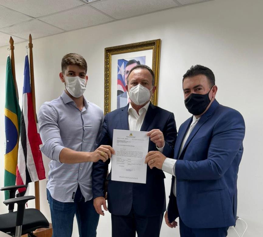 Prefeitura e Governo do Estado vão implantar núcleo do Hemomar em Bacabal