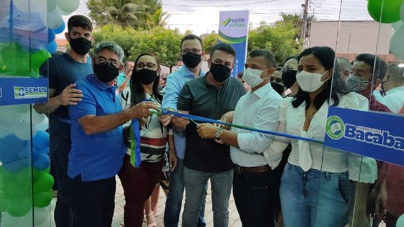 UBS do Juçaral é reinaugurada pela Prefeitura de Bacabal
