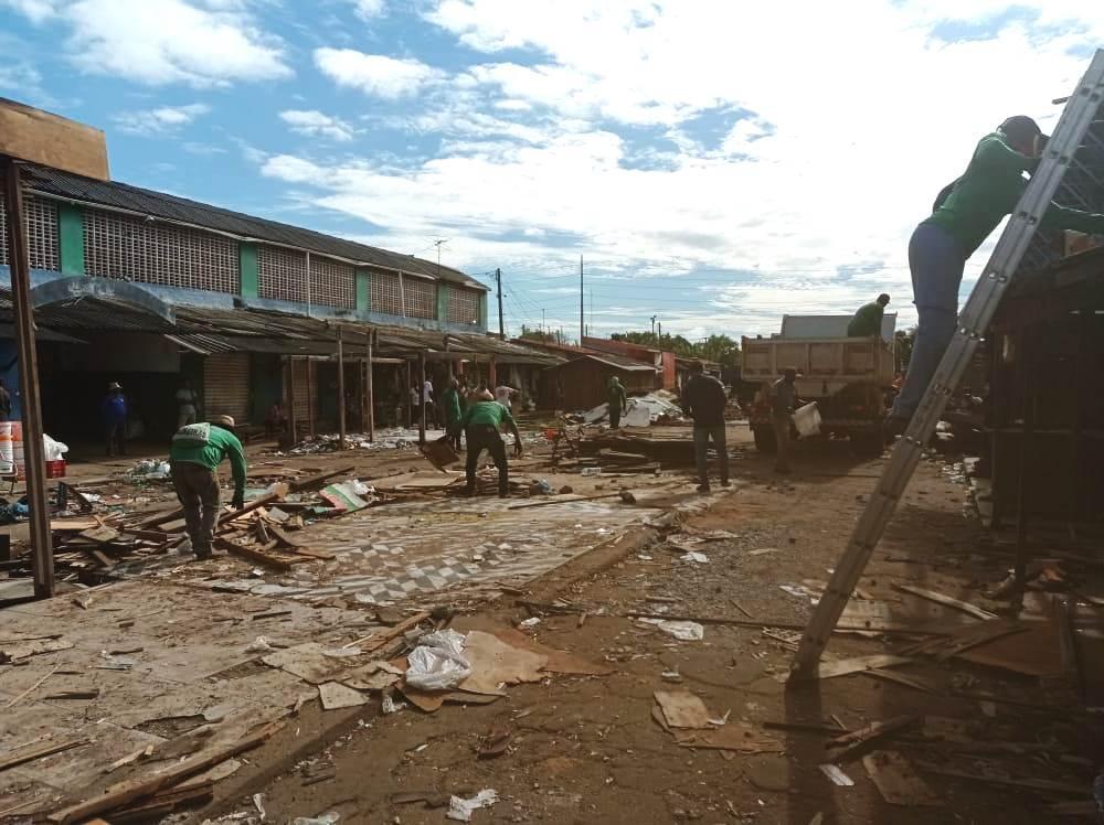 Prefeitura inicia obra de construção de ampliação da Central de Abastecimento de Bacabal