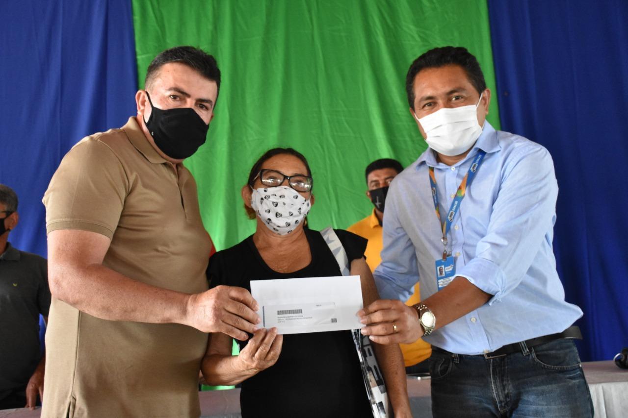Catadores de material reciclável de Bacabal são contemplados com auxílio emergencial e galpão para triagem