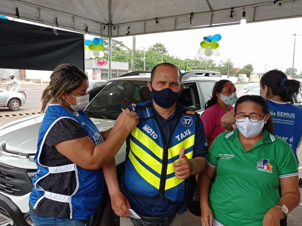 Prefeitura de Bacabal realiza o Dia D de vacinação com 24h de imunização no Centro Cultural